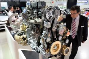 Citroen engine