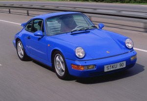 1988, 911 Carrera 2/4 Coupé, Typ 964, 3,6 Liter, Generationen