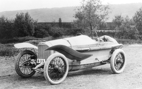 MERCEDES BENZ MOTOR SPORT HISTORY -4-1