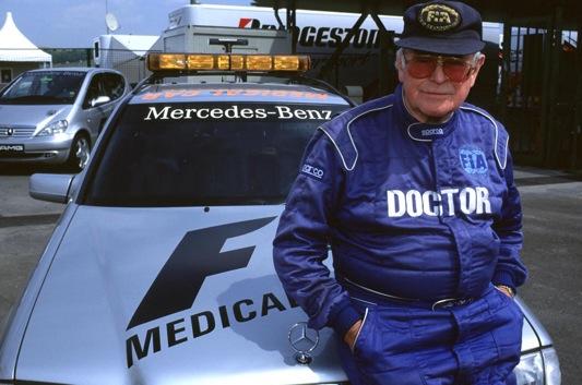 Sid Watkins safety car