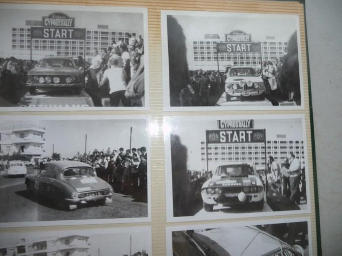 Cyprus Rally 1971-72