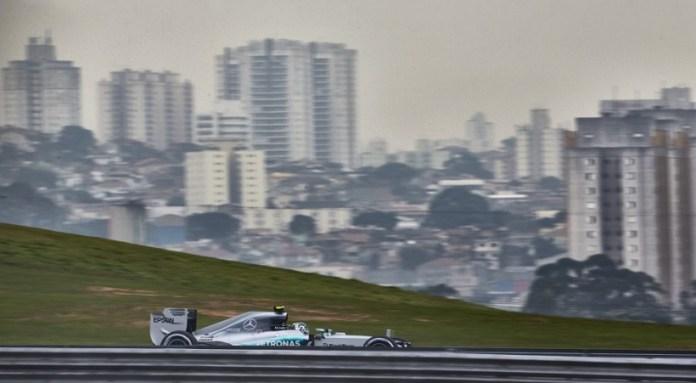 F1- Nico Rosberg