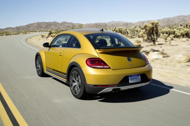 VW Beetle Dune 2