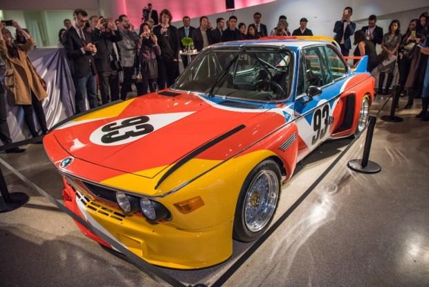BMW ART CARS -3