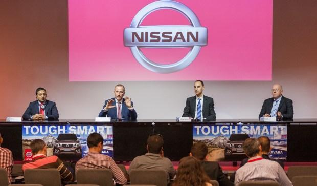 NISSAN BEST GLOBAL BRAND AWARD 2015-2