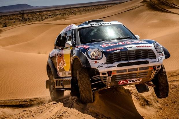 MINI ALL4 Racing -1
