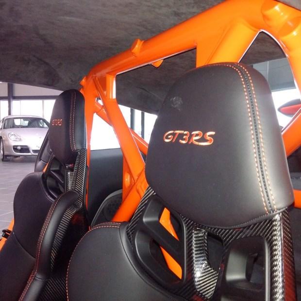 PORSCHE 911 GT3 RS-4