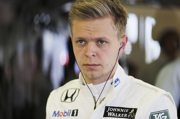 Albert Park, Melbourne, Australia. Friday 13 March 2015. Kevin Magnussen, Test and Reserve Driver, McLaren. World Copyright: Steven Tee/LAT Photographic. ref: Digital Image _L4R0775