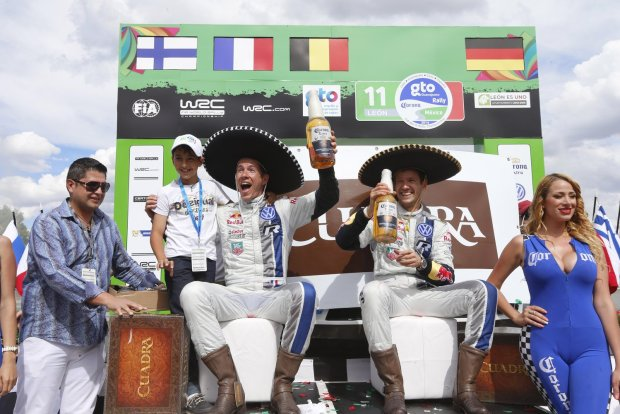 2014 World Rally Championship Round 3 Rally Mexico Worldwide copyright: Mcklein