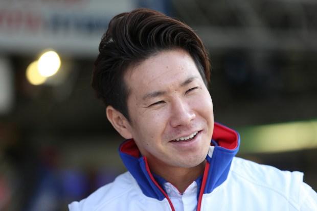 Kamui Kobayashi (JPN)   Toyota Hybrid Racing World Endurance Championship. 6 Hours of Fuji. 8th-11th October 2015. Fuji Speedway, Japan.