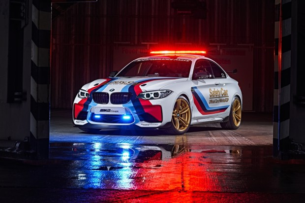 BMW M2 OFFICIAL SAFETY CAR FOR MotoGP -1