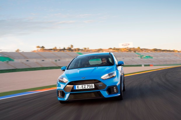 FORD FOCUS RS-2