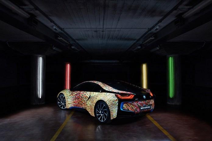 BMW i8 Futurism Edition -2
