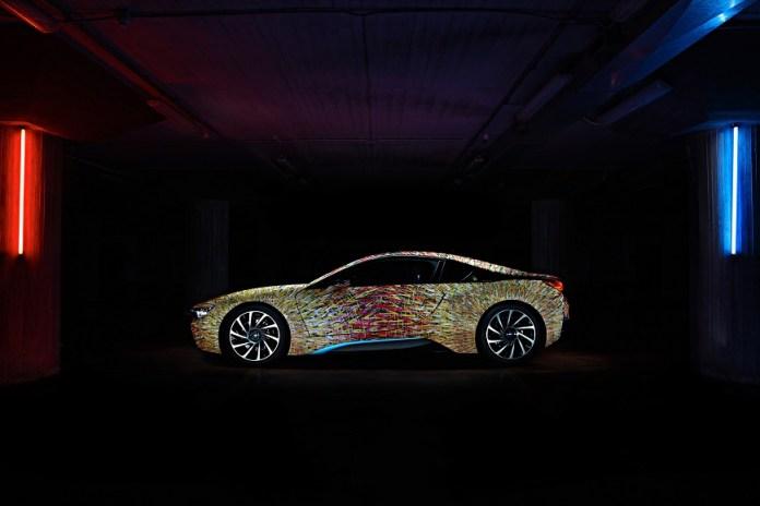 BMW i8 Futurism Edition -3
