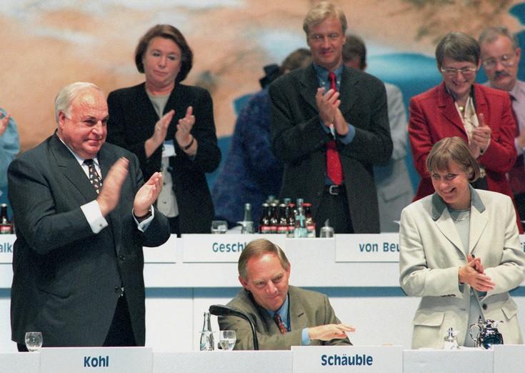 """CDU-Parteitag: Schäuble bekräftigt CDU-Ziel """"Arbeit für alle"""""""