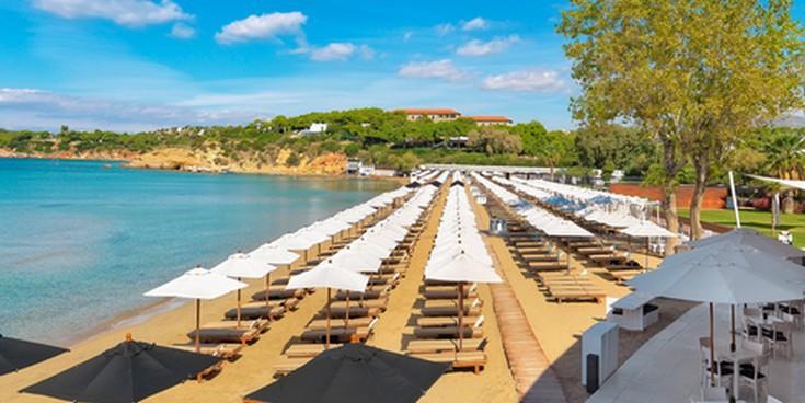 Οι 10 οργανωμένες παραλίες της Αθήνας και το κόστος τους!!!