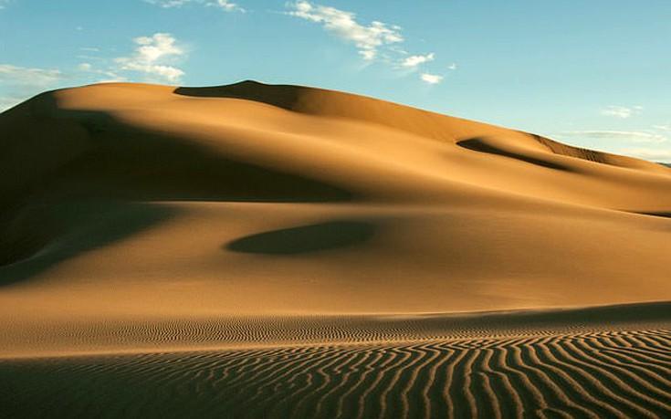 Ατέρμονες έρημοι