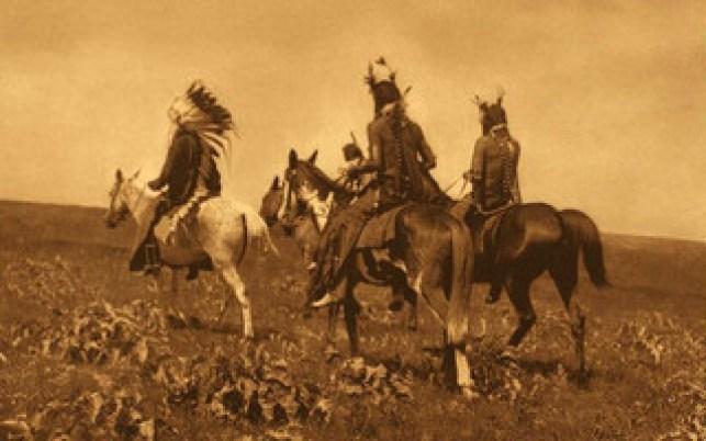 H τραγική ιστορία των Ινδιάνων της Αμερικής