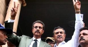 Karachi Mayor