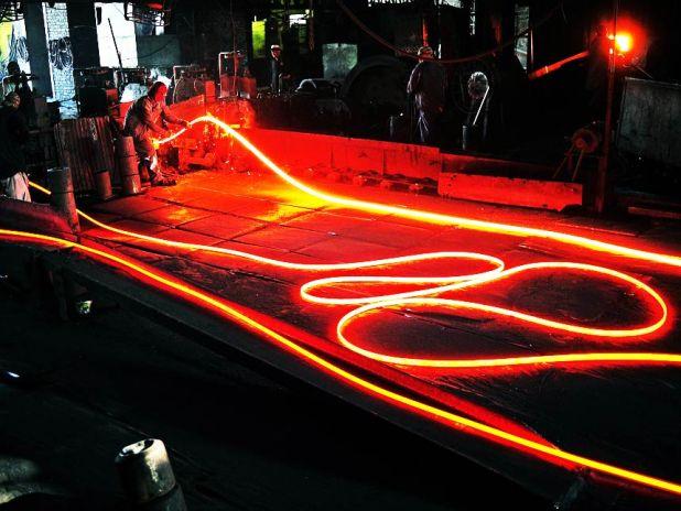 pakistan steel mill