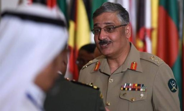 General Zubair Mahmood Hayat visits NESCOM