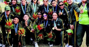 Pakistan Women's Hockey team