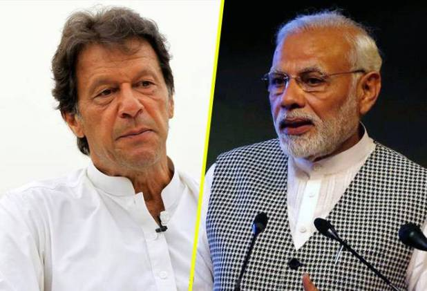 Modi and Imran Khan