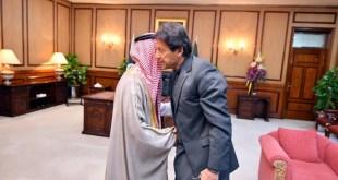 Adel al-Jubeir calls on PM Imran Khan