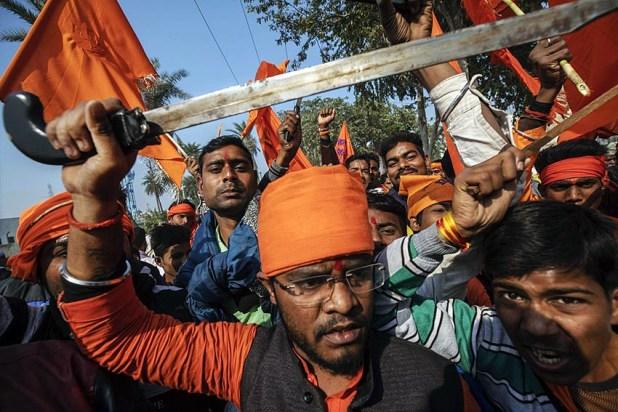 Muslim minority under BJP