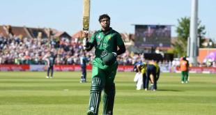 Pakistan set victory target