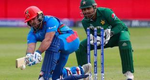 Afghanistan beat Pakistan