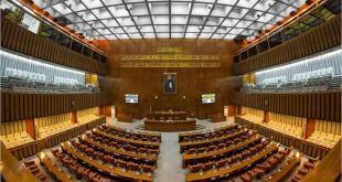 Opposition senators meet to sign resolution