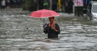 india raining