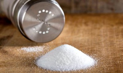 Indian salt consumption is higher