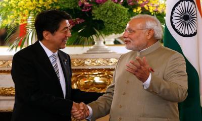 Shinzo Abe-Narendra Modi Plan