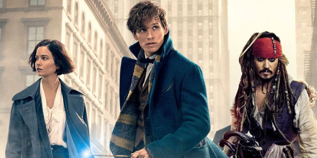 """The great innovative hero Johnny Depp, nobody can replace his role as the Dark Wizard in the sequel of """"Fantastic Beasts"""""""