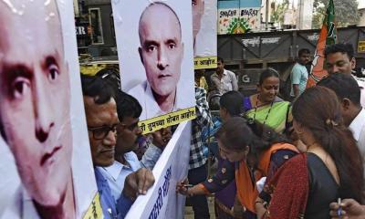 Kulbhushan Jadhav death penalty