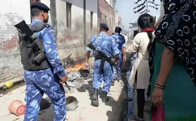 Clashes happen in Chandrapur, and it's Neighboring Villages between the upper cast men and the Dalits