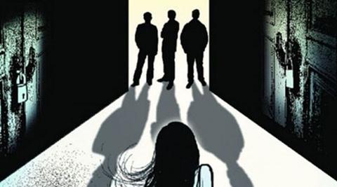 Three men in Bansdeeh area had raped a 14-year-old Dalit girlallegedly