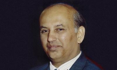 Udupi Ramachandra Rao Dead