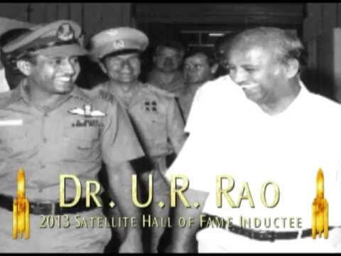 Udupi Ramachandra Rao as Hall of Fame