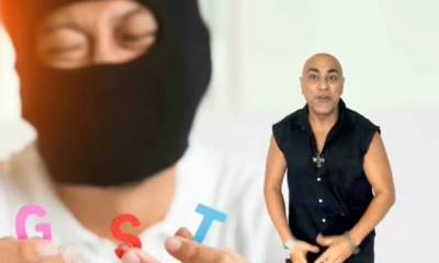 Baba Sehgal's song about GST