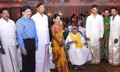 Vikram Daughter Marriage Photos