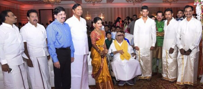 Vikram Daughter Marriage Photos