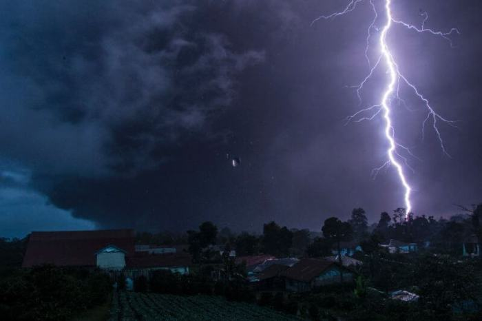 Lightning Strikes Kill Three People in TamilNadu