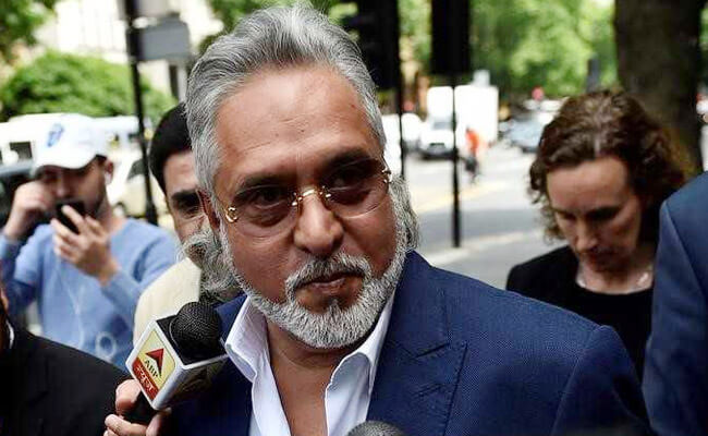 Vijay Mallya Arrested In London