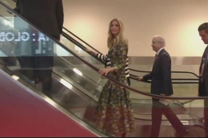 GES 2017 Live: Ivanka Trump in India To Address Global Business Meet