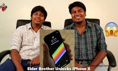 iPhone X Face ID fails