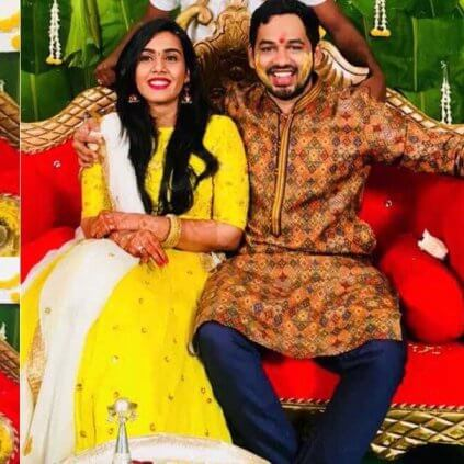 Hip Hop Tamizha Aadhi Got Engaged
