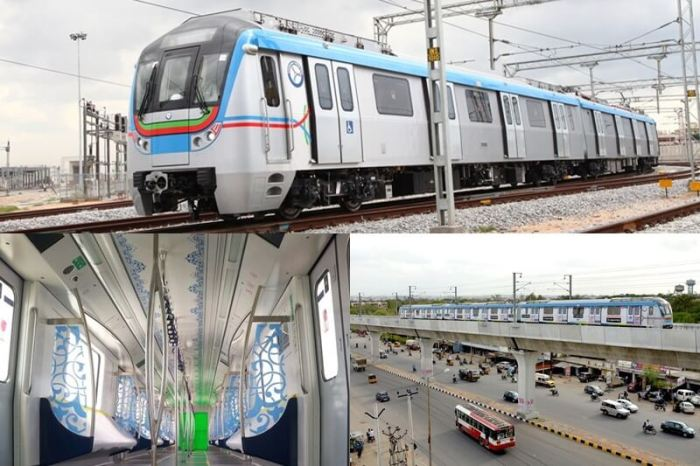 Hyderabad Metro Rail | World's Largest Public-Private Partnership Project